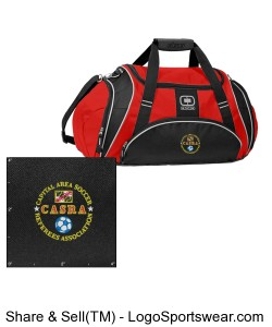 OGIO - Crunch Duffle Bag Design Zoom